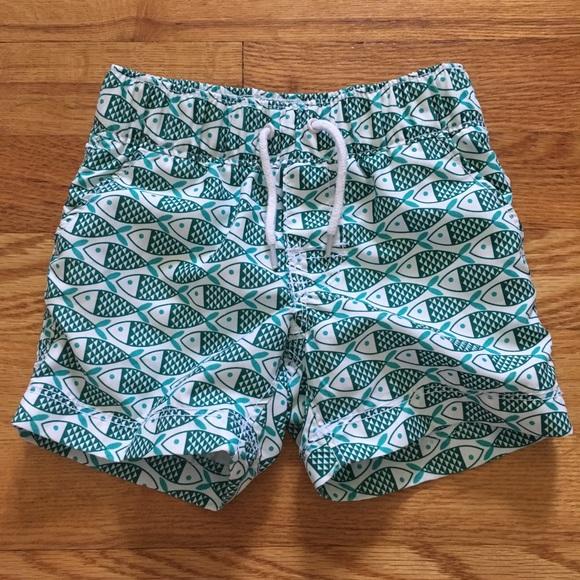 649bc2870e GAP Swim | Baby Boys Printed Trunks | Poshmark